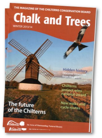 Chalk and Trees magazine